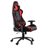 2E Gaming Chair GC25 Black/Red