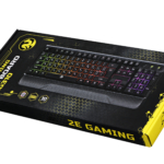 Клавіатура 2E Gaming KG310 LED USB Black