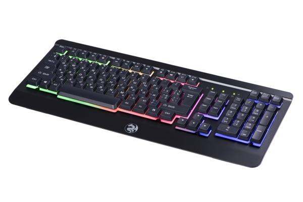 Клавиатура 2E Gaming KG320 LED USB Black