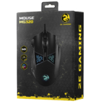 Mouse 2E Gaming MG320 Black