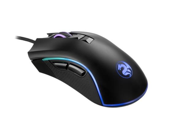 Mouse 2E Gaming MG340 Black