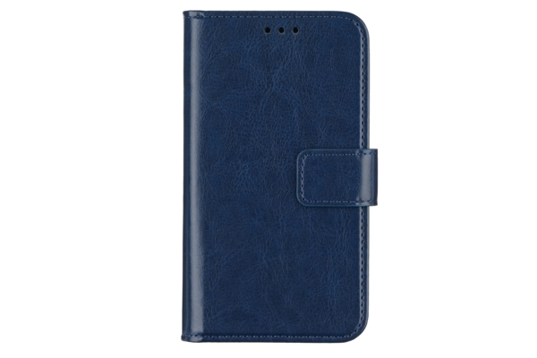 2E Eco Leather Universal Case for smartphones up to 4.5-5″, Navy