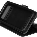 Чохол 2E Silk Touch універсальний для смартфонів з діагоналлю 4.5-5″, Smoky black