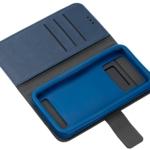 Чехол 2E Eco Leather универсальный для смартфонов с диагональю 5.5-6″, Navy