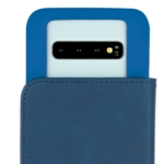 2E Silk Touch Universal Case for smartphones up to 5.5-6″, Denim blue