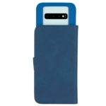 2E Silk Touch Universal Case for smartphones up to 6-6.5″, Denim blue