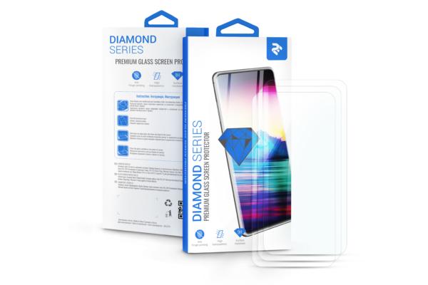 Комплект 3 в 1 защитное стекло 2E для Samsung Galaxy A20s, 2.5D, Clear