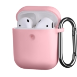 Чехол 2Е для Apple AirPods, Pure Color Silicone (3.0mm), Light pink