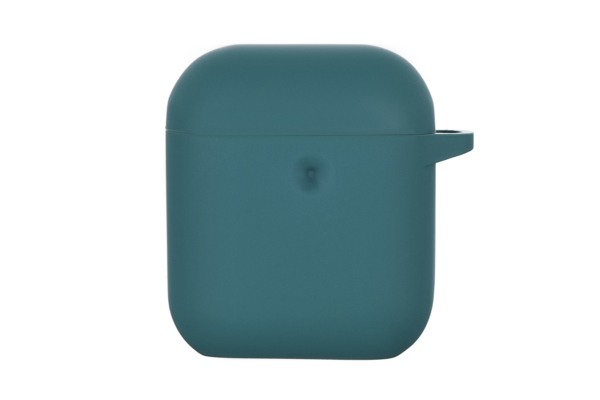 Чохол 2Е для Apple AirPods, Pure Color Silicone (3.0mm), Star Blue
