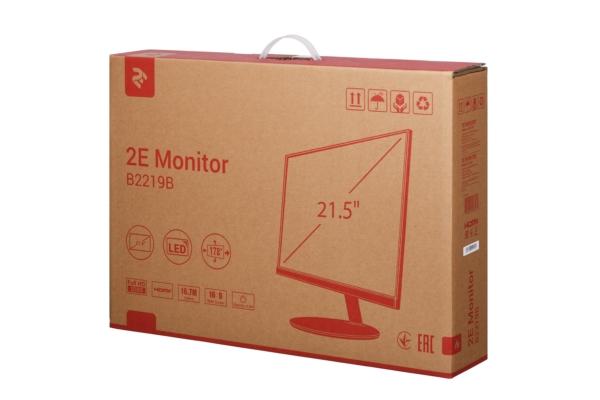 Monitor 2E B2219B Black