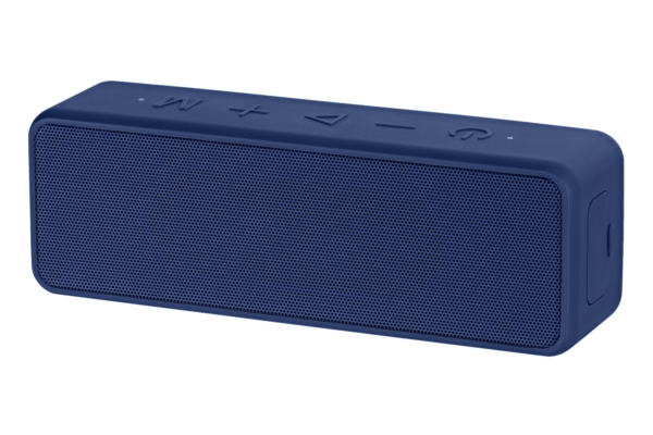 Акустическая система 2E SoundXBlock TWS, MP3, Wireless, Waterproof Blue