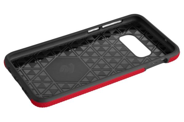 Чехол 2Е для Samsung Galaxy S10e, Triangle, Red