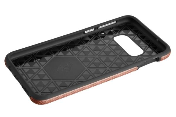 2E Case for Samsung Galaxy S10e, Triangle, Rose gold
