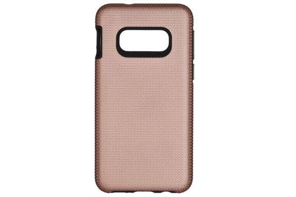 2E Case for Samsung Galaxy S10e, Triangle, Rose gold