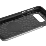 Чехол 2Е для Samsung Galaxy S10e, Triangle, Silver