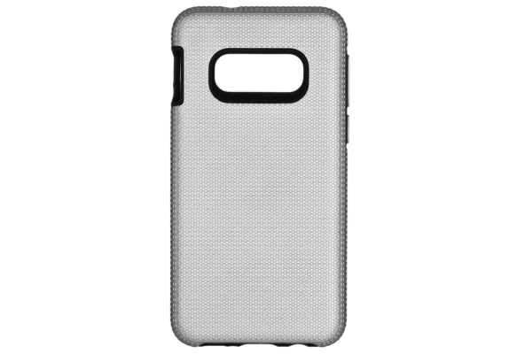 2E Case for Samsung Galaxy S10e, Triangle, Silver