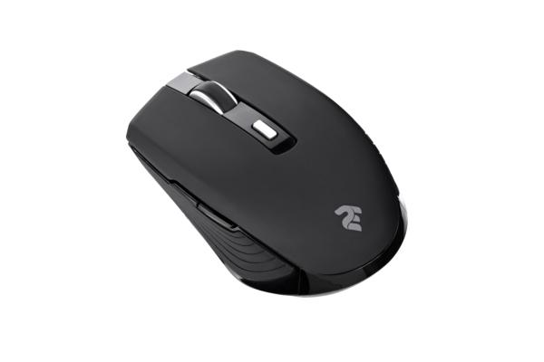 Мышка 2E MF214 WL Бесшумная Black