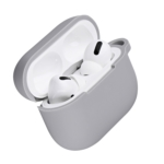 Чехол 2Е для наушников Apple AirPods Pro, Pure Color Silicone (2.5mm), Grey