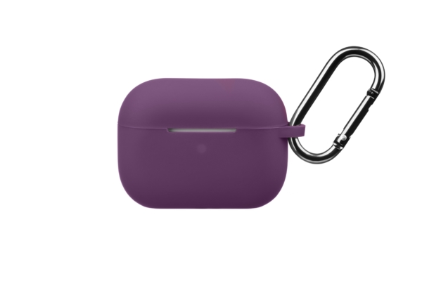 Чехол 2Е для наушников Apple AirPods Pro, Pure Color Silicone (2.5mm), Marsala
