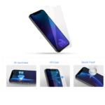 Комплект 3 в 1 защитное стекло 2E для Samsung Galaxy A71, 2.5D, Clear