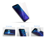 Комплект 3 в 1 защитное стекло 2E для Samsung Galaxy M10s, 2.5D, Clear