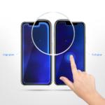 Комплект 2 в 1 защитное стекло 2E для Samsung Galaxy A20s, 2.5D FCFG, Black