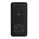 Power Bank 2E 10000 мАч PD Quick Charge Black