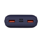 Power Bank 2E 20000 мАч PD Quick Charge Dark Blue