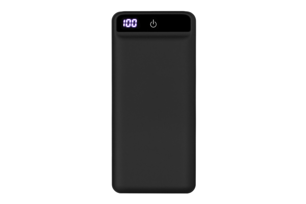 Power Bank 2E 20000 mAh PD Quick Charge Black