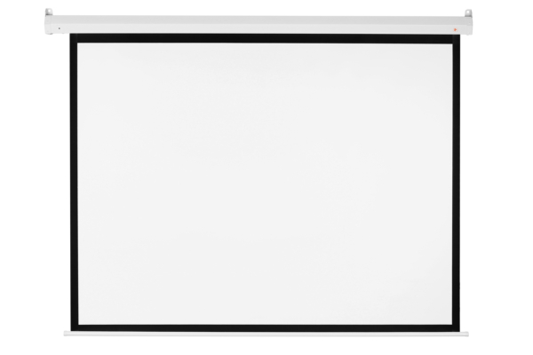 Suspended stand-alone motorized 2E screen, 4:3, 118″, (2.4×1.8 m)