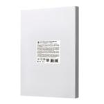 Film for lamination 2E A3, matte surface, 75 micrometres, 100 pcs