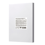 Film for lamination 2E A4, glossy surface, 80 micrometres, 100 pcs