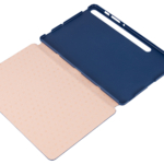 2Е Basic Case for Samsung Galaxy Tab S6, Retro, Navy
