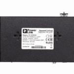 Switch 2E PowerLink SP402GX 5xGE, 1xSFP (4xGE PoE, 1xGE, 1xSFP Uplink, 65W), unguided
