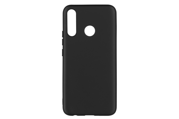 2Е Basic Case for TECNO Camon12 Air, Soft feeling, Black