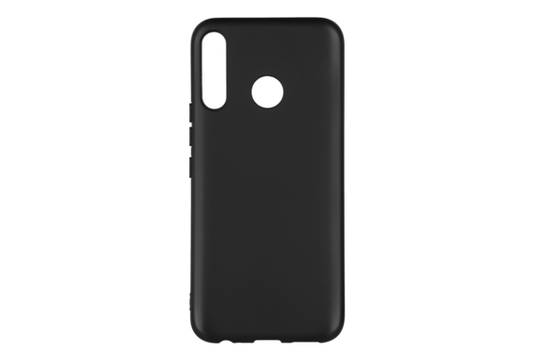 2Е Basic Case for TECNO SPARK 4, Soft feeling, Black
