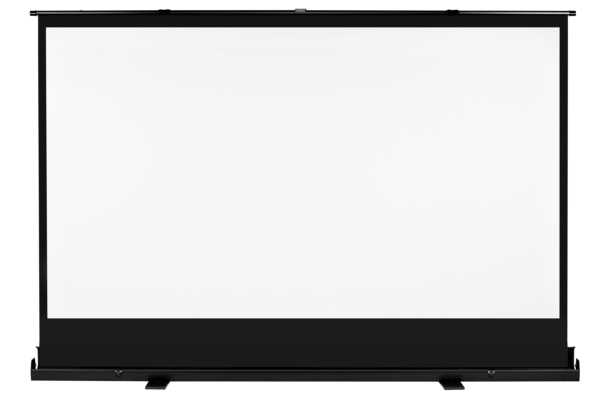 Floor-standing screen 2E, 16:9, 100″, (2.21×1.25 m)