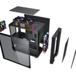 Корпус 2E Gaming CLARUS (GM5)