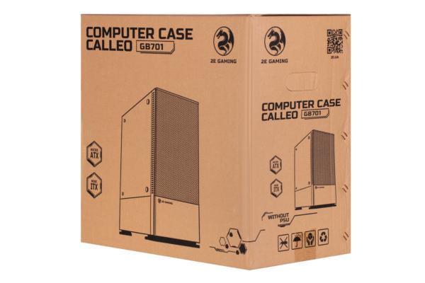 Корпус 2E Gaming CALLEO (GB701)