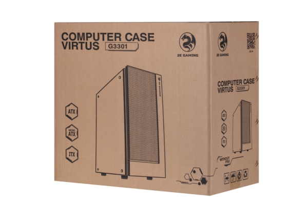 Корпус 2E Gaming VIRTUS (G3301)