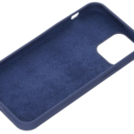 Чехол 2Е для Apple iPhone 12 (5.4″), Liquid Silicone, Midnight Blue
