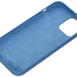 Чохол 2Е для Apple iPhone 12 Pro Max (6.7″), Liquid Silicone, Cobalt Blue