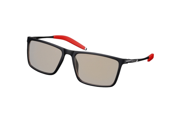 Захисні окуляри 2E Gaming Anti-blue Glasses Black-Red