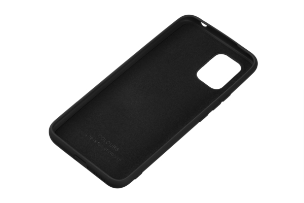Чехол 2Е Basic для Xiaomi Mi 10 Lite, Soft feeling, Black