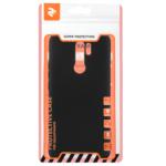 Чехол 2Е Basic для Xiaomi Redmi 9, Soft feeling, Black
