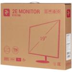 Монитор 2E E1919B Black