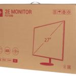Монитор 2E F2720B Black