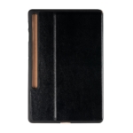 2Е Basic Case for Samsung Galaxy Tab S7+(T975), Retro, Black