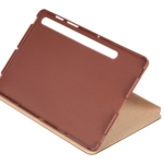 2Е Basic Case for Samsung Galaxy Tab S7(T870/875), Retro, Brown