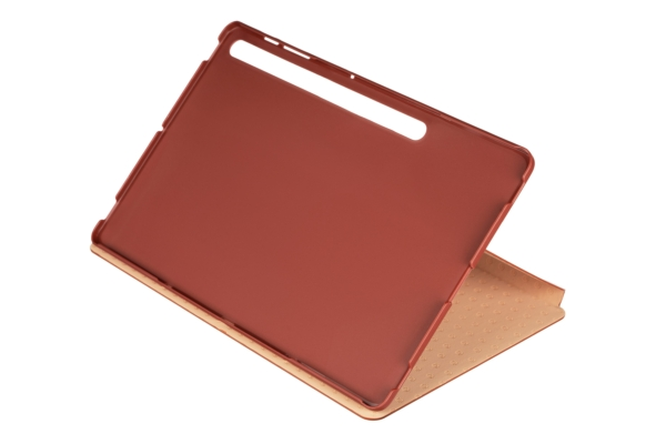2Е Basic Case for Samsung Galaxy Tab S7+(T975), Retro, Brown